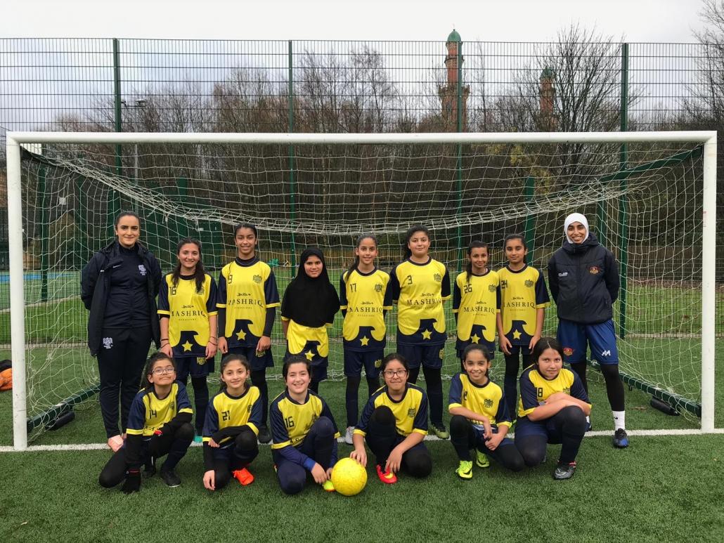 ladies team west yorkshire